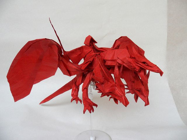 146 best images about origami dragons on Pinterest