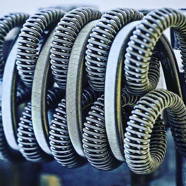 Got coils? #vapethrive #vape #vaping #vapenation #vaper #vapelife #vapeporn #vapeon #vapers #vapefamily #vapegram #vapeaddict #vapeallday #instavape #coils #вэйп #парение #вкусныйпар #дрипка