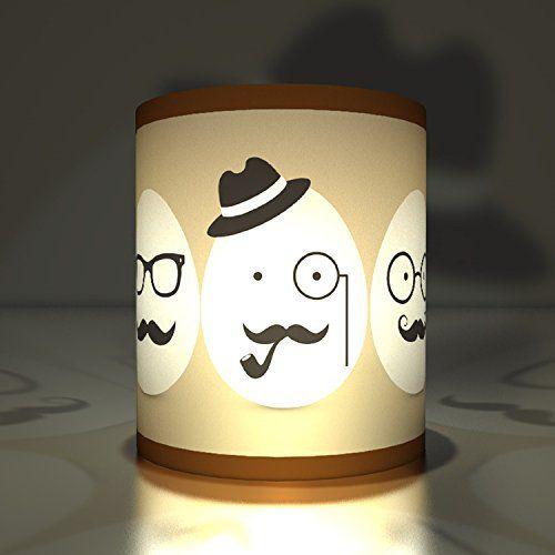 5 Hipster Oster Transparentlichter| Teelichthalter| kleine Transparentpapier Leuchten, braun on Hipster Shop - Entdecken, teilen und sammeln erstaunliche Produkte mit Hipster-Shop.com