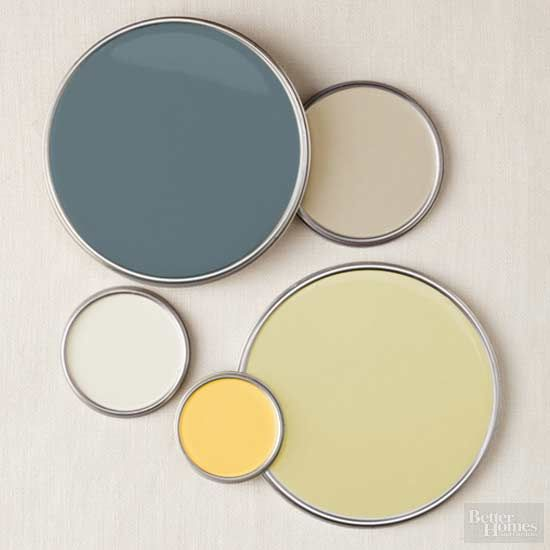 Are you craving a colorful new look but are stumped about where to start? We asked a handful of designers to share the color palettes they're using now to give rooms a refresh. (We've given the paint match for each color so you can use the paint chips to coordinate fabric, furniture, and more.)