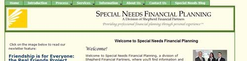 Top 100 Special Needs Resources on the Web » PhD in Special Education