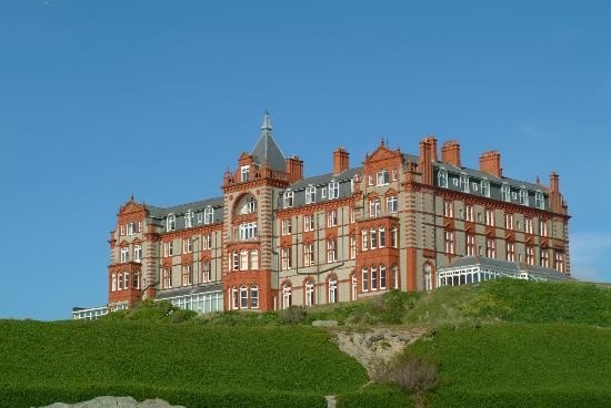 The Headland Hotel - Newquay - Cornwall - The Witches
