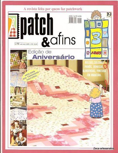 Revista Patchwork 19 - Zecatelier - Picasa Webalbumok