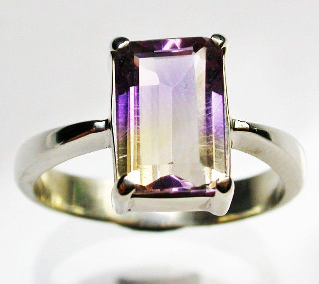 9 RING SIZE AMETRINE STONE IN SILVER FACTORY DIRECT [SJ2329]