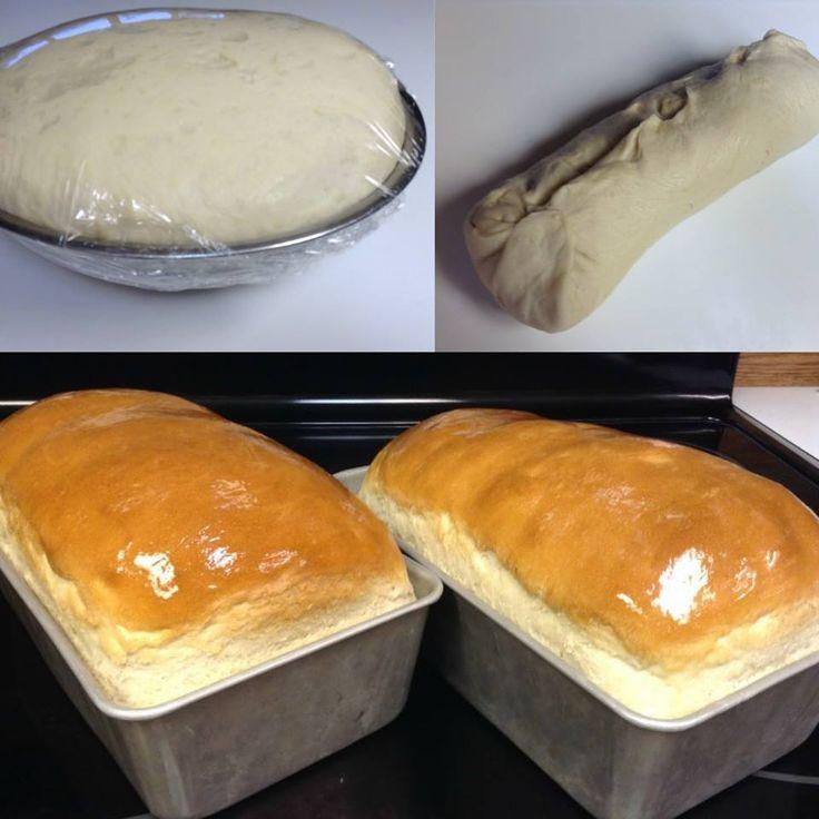 Old Fashioned Amish Bread