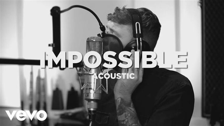 Impossible ~ James Arthur (Acoustic)