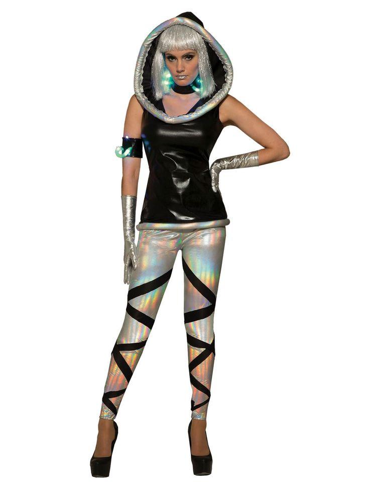 Womens Alien Queen Costume