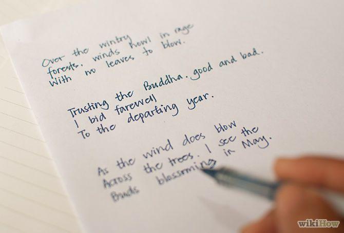 High-five for Tamil Haiku poetry
