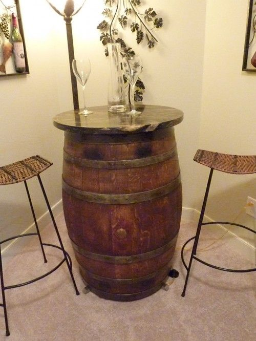 Love this idea- wow! So pretty! For the bar downstairs!