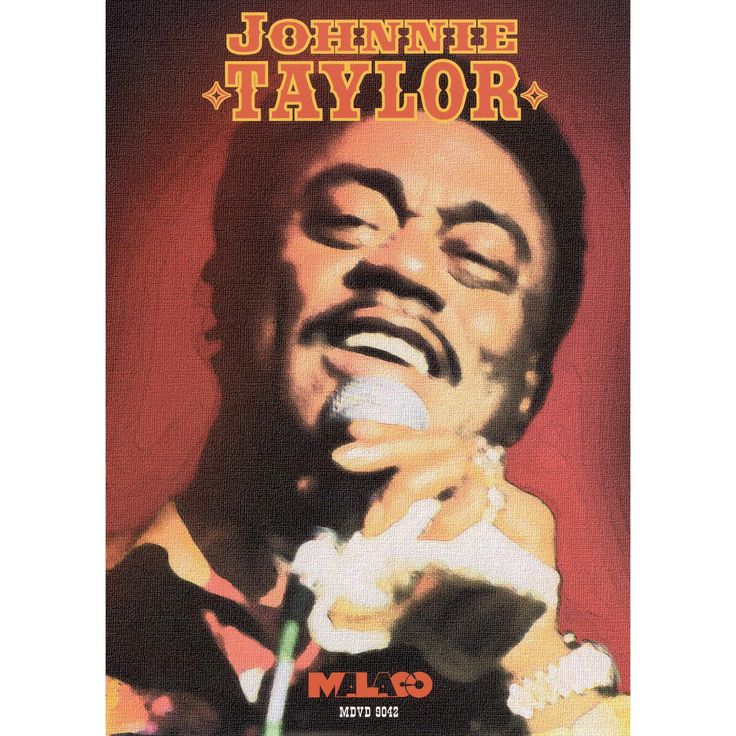 Johnnie taylor:Live at the longhorn b (Dvd)
