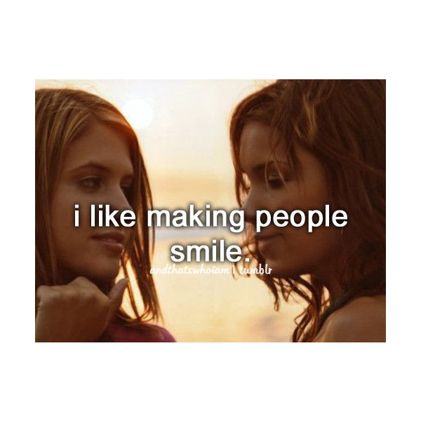 and that's who I am. found on Polyvore