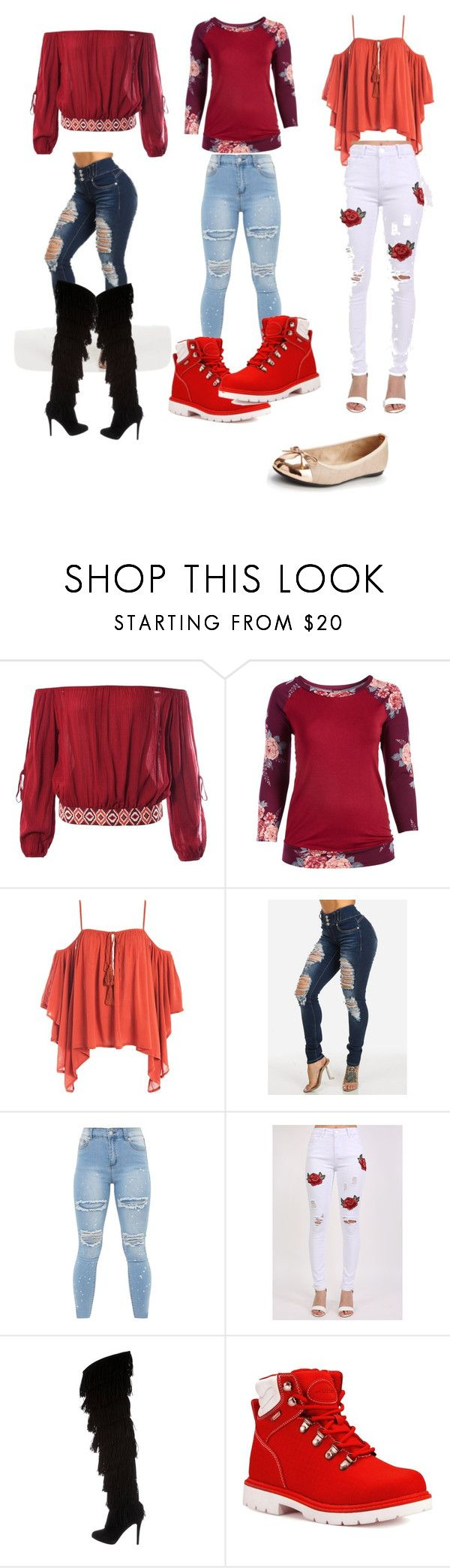 """""""Fall outfits """" by jada-boyles on Polyvore featuring Sans Souci, Evelie, Pilot, Christian Louboutin, Lugz, Butterfly Twists and plus size clothing"""