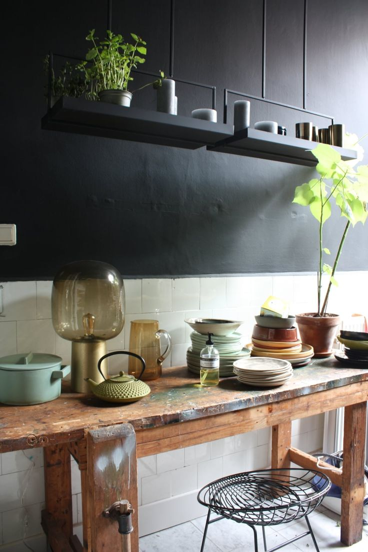 Zwevende Planken Keuken : 1000 idee?n over Zwevende Planken op Pinterest – Planken, Zwevende