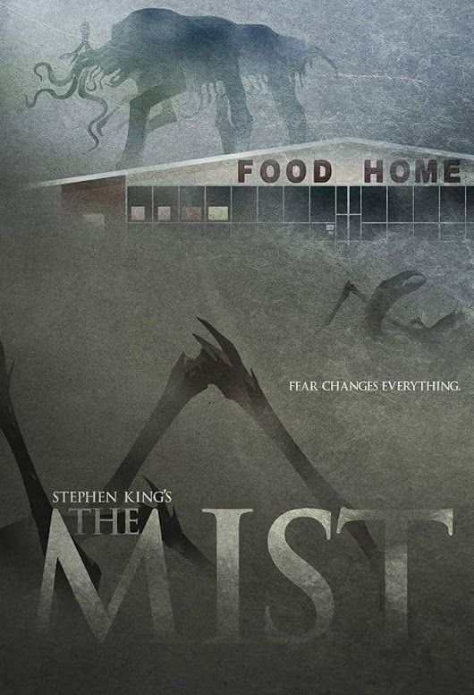 Poster for 'The Mist' by Stephen King