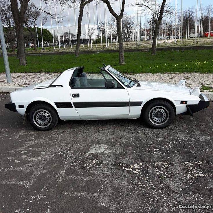 Fiat X1/9 1500 5 Speed Julho/87