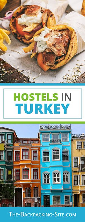 Turkey Travel and Backpacking