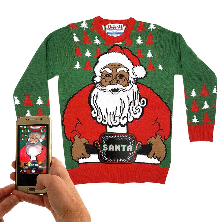 Lighted Christmas Sweaters