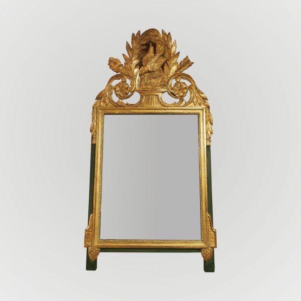 1000 id es sur le th me miroirs anciens sur pinterest for Miroir louis xvi