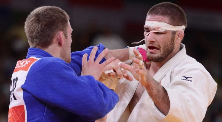 """Fighters often have many injuries. Blackened eyes, cauliflower ears, missing teeth, and an assortment of scars, bruises, welts… Sometimes they are a result of rigorous training. Sometimes they stand as testament to vicious battles, such as the epic semi-final match between Travis Stevens (one of my favourite judoka) and Ole Bischof at the 2012 London … Continue reading Then He Said… """"Don't Be a Monster"""""""