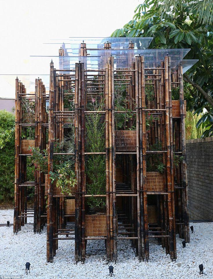20170417&094041_Bamboeplant Badkamer ~ Meer dan 1000 idee?n over Bamboe Ladders op Pinterest  Bamboe