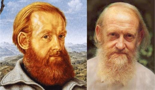 Johannes Franciscus Gijsbertus van den Berg His artistic name was Johfra Bosschart and he signed his works JOHFRA