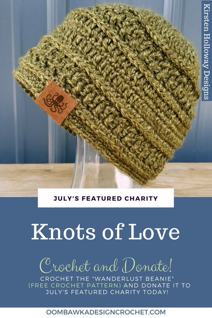 853 best crochet oombawka design blog posts images on pinterest featured charity of the month july knots of love crochet baby hats crochet hat patternscrocheting patternsknit bankloansurffo Image collections