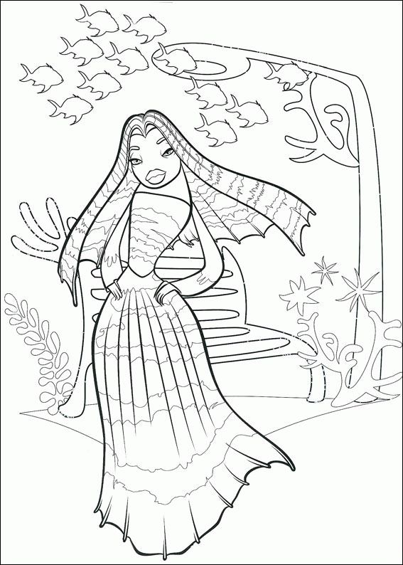 Click on the image to download this pretty colouring in page of Lola!
