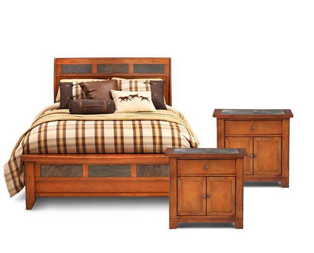 Aspen Storage Bed Furniture Row Rowe Furniture Furniture Sleigh Bedroom Set