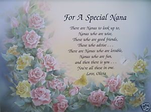 Nana poem