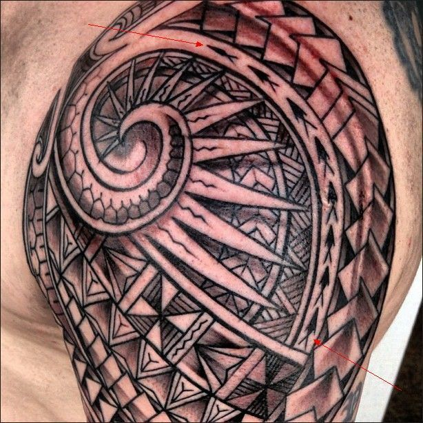 64 best polynesian tatoos images on pinterest polynesian for Hawaiian tattoos meanings