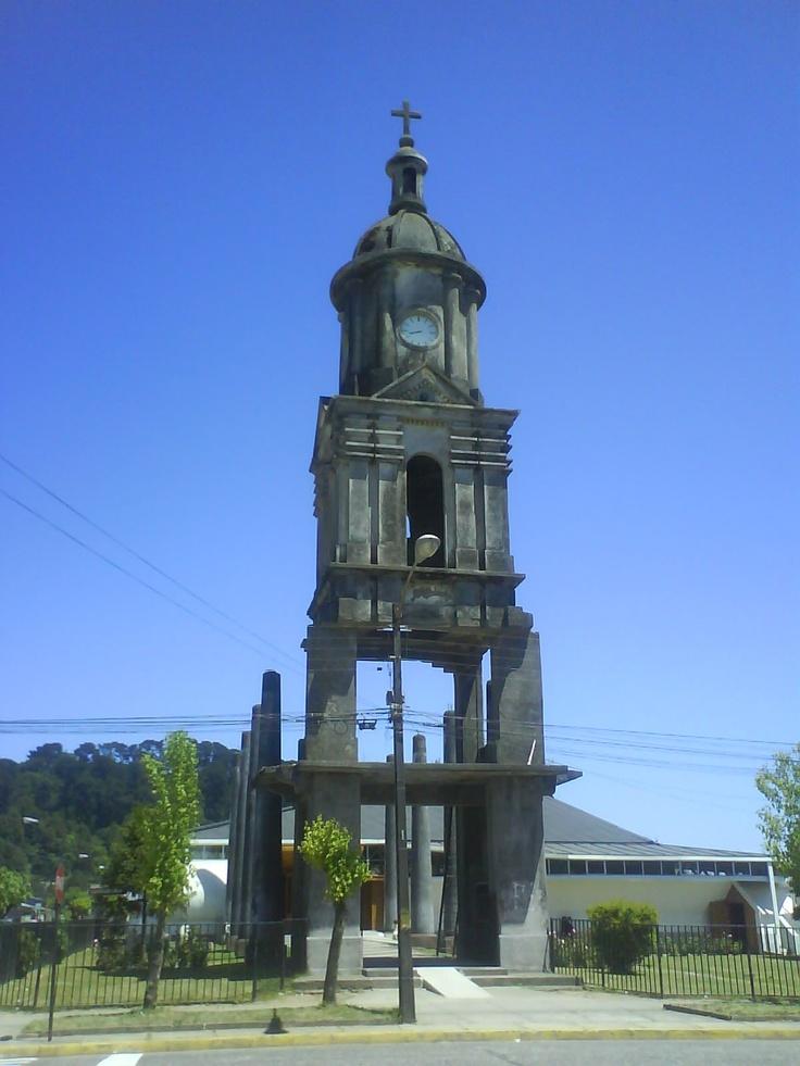 Pre terremoto...Arauco, Chile.