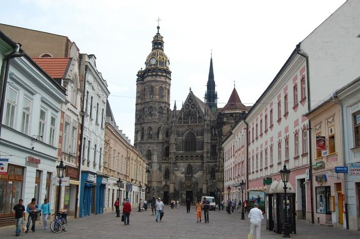 Altstadt von Kosice