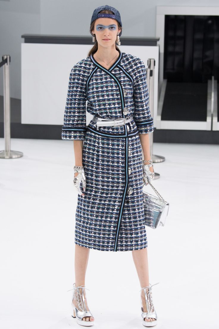 CHANEL, Spring – Summer 2016, Ready to Wear | GeorgiaPapadon