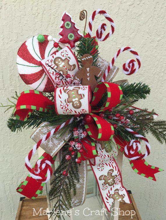 Gingerbread Decor, Gingerbread Decoration, Gingerbread Christmas
