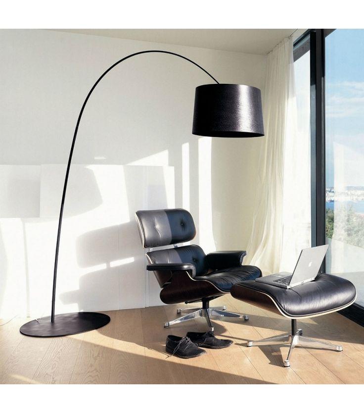 Twiggy LED Floor Lamp Foscarini