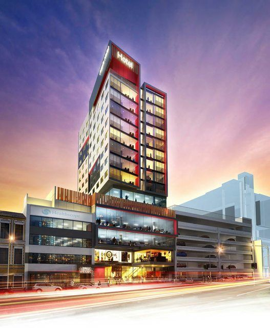 TAS / HOBART - #APPROVED: Vibe Hotel (36 Argyle Street) - 15st / 57m / hotel / mixed - SkyscraperCity