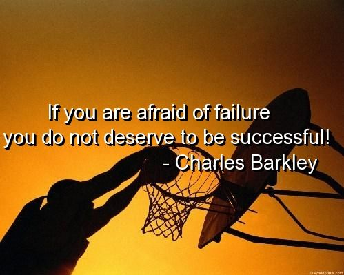 Famous Basketball Quotes | basketball, quotes, sayings, failure, success, charles barkley on ...