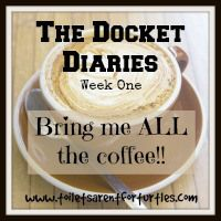 The Docket Diaries – Week One – Bring me ALL the coffee!