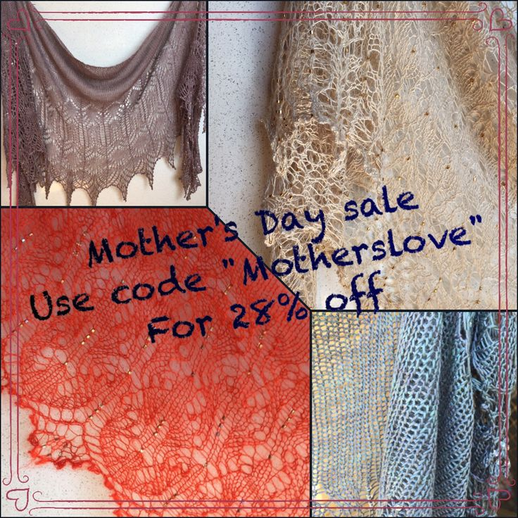 "There is a sale to celebrate all the years my mum has loved me. Use the coupon code ""Motherslove"" to get 28% off, a percent off for every year. That's massive savings and will be running till May 8th"