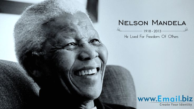 Nelson Mandela is famous for being the president of south Africa and he found and gave black people right and showed everybody that every body on this earth is equal no body is better. Read full biography of Nelson Mandela from http://goo.gl/FL5Snm