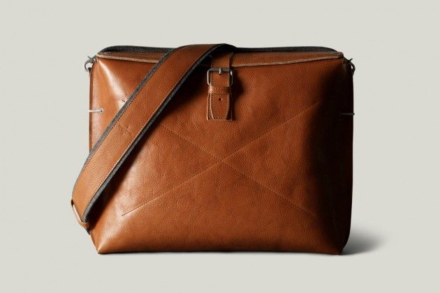 hard graft Work Messenger Satchel   Photo