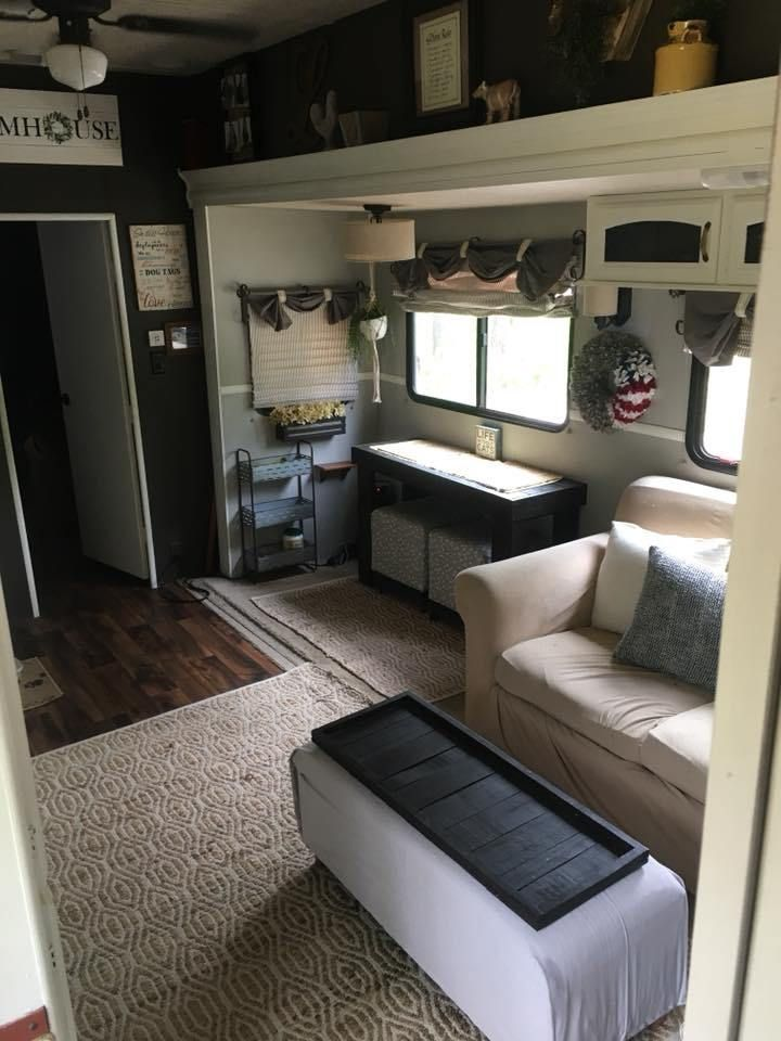 210 Best Revamping Rvs 101 Images On Pinterest Campers