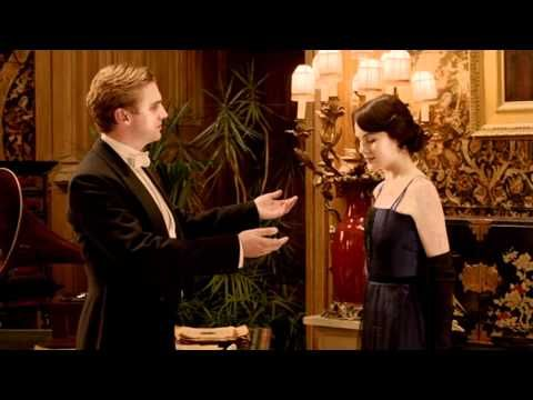 The cutest video I have ever seen of Lady Mary and Matthew Crawley from Downton Abbey <3 (SPOILERS if you have yet to see all of seasons 1 and 2)