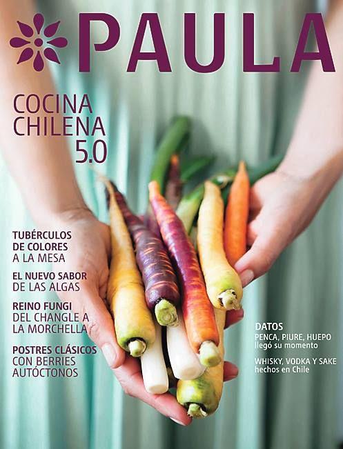 Paula 1237. Sábado 21 de octubre de 2017. Especial Cocina y Mercado Paula Gourmet 2017.