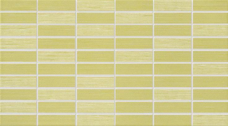 #Dado #Mosaik #Verve Verde 25x45 cm 301508 | Feinsteinzeug | im Angebot auf #bad39.de 20 Euro/qm | #Mosaik #Bad #Küche
