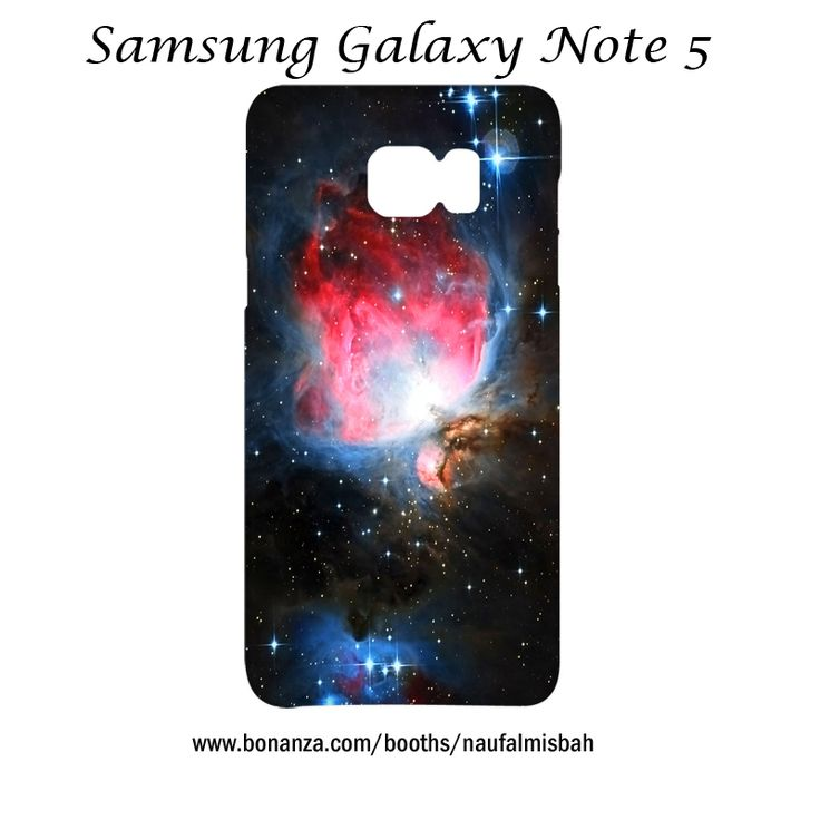 Space Orion Nebula Samsung Galaxy Note 5 Case Cover Wrap Around