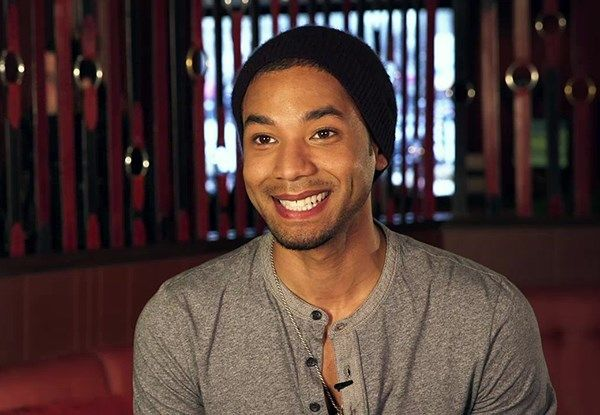 Empire's Jussie Smollett Snags a Record Deal at Columbia