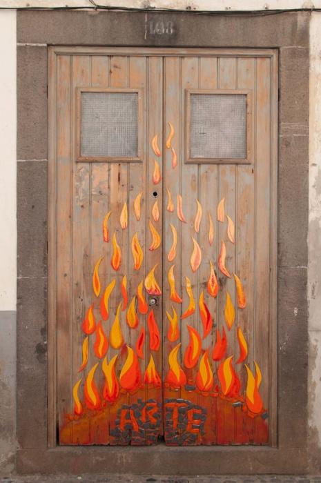 ~ fire doors ~
