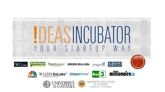 pubblicita adv ideas incubator network