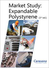 Expandable polystyrene is mainly used by the construction industry for thermal or sound insulation. For the third time already, Ceresana analyzed the global market for this light and solid foam material made of expandable polystyrene that can take on almost any shape. Further information: www.ceresana.com/en/market-studies/plastics/expandable-polystyrene/